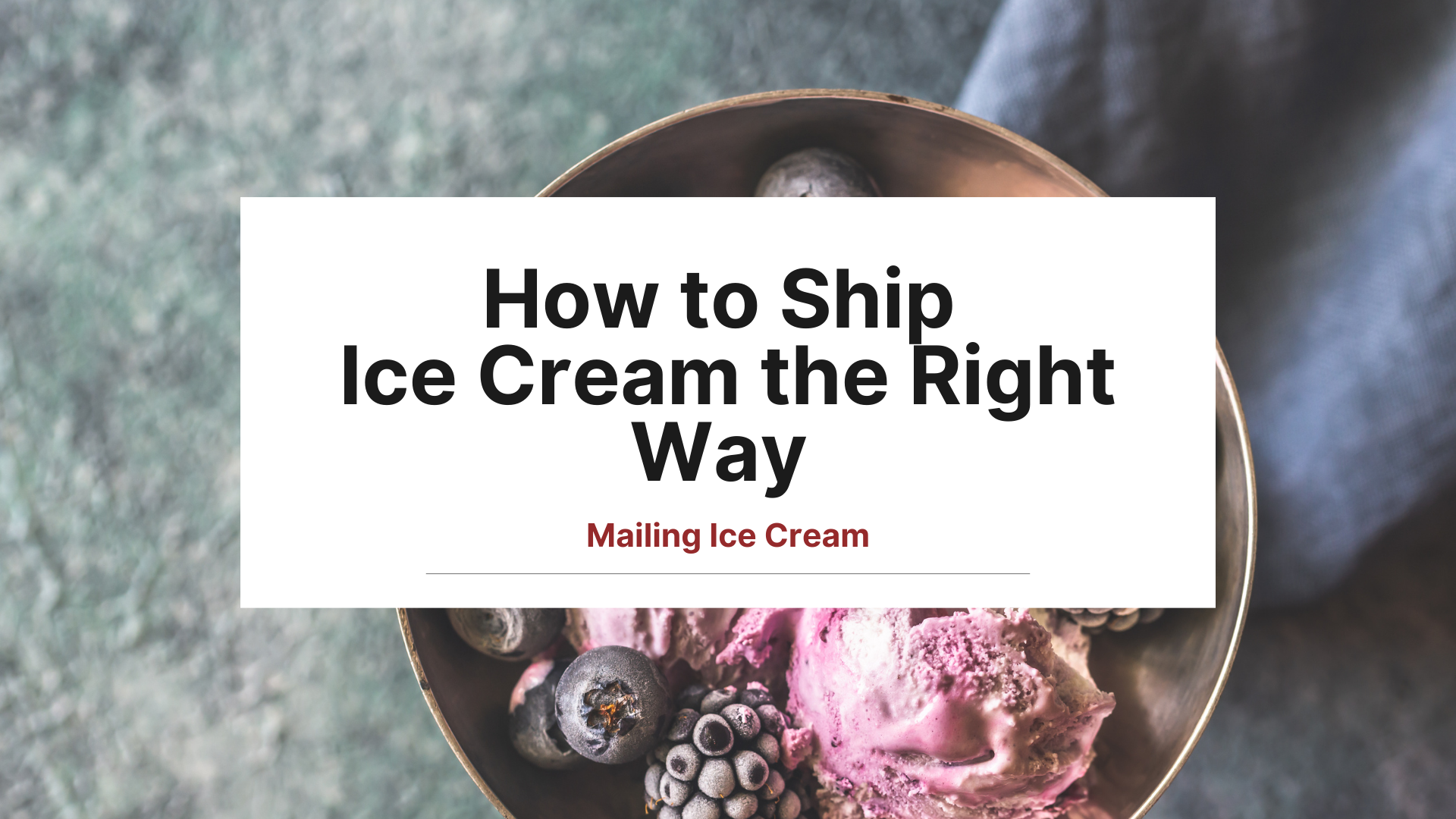 Mailing-Ice-Cream