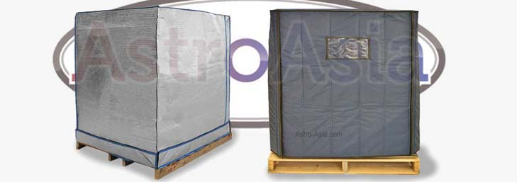 insulated pallet wraps